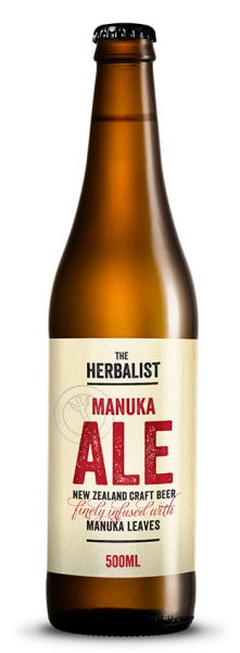 The Herbalist Manuka Ale With Fennel and Burdock | Herbal Beer | New Zealand Beer | Craft Beer