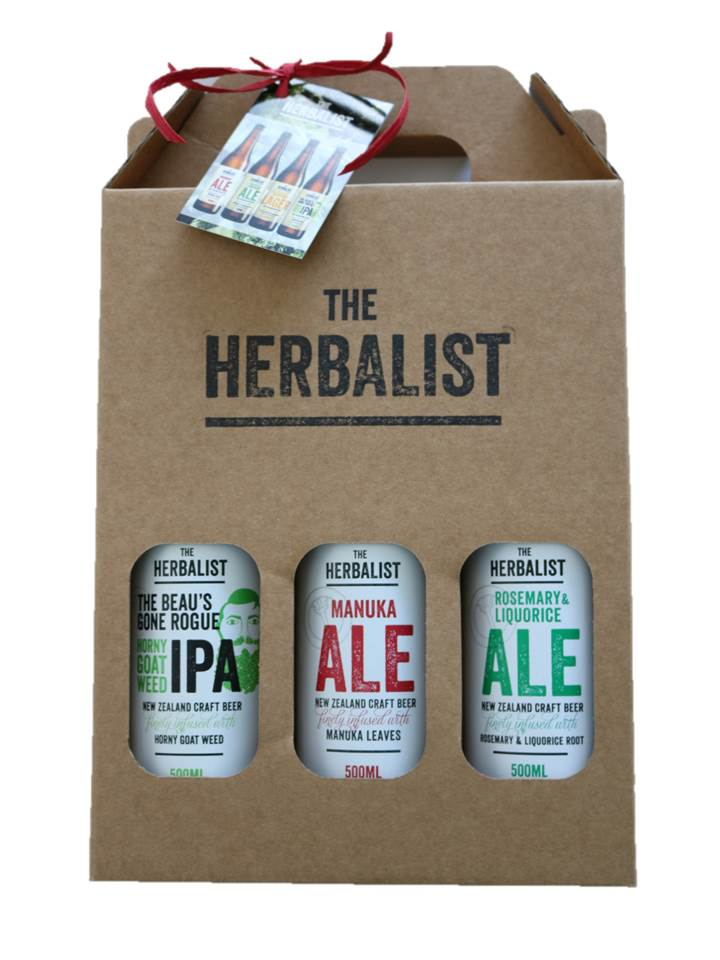 The Herbalist 3-Bottle Gift Pack with IPA